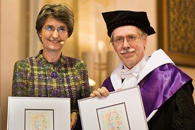 Nobelprijswinnaars