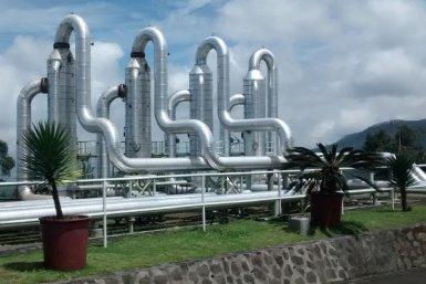 Geothermische installatie