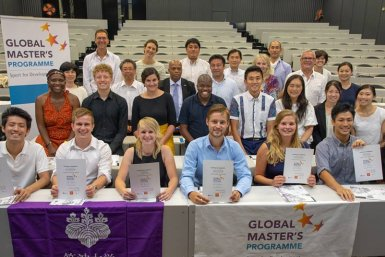 Global Master's Programme Sport for Development