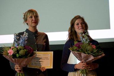 Johanna Schulting en Quirine van der Meer Mohr