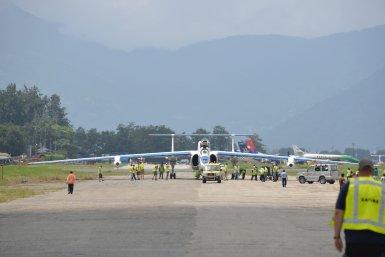 Research Asian Monsoon System - Kathmandu