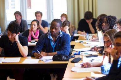 international classroom