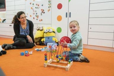 In het KinderKennisCentrum