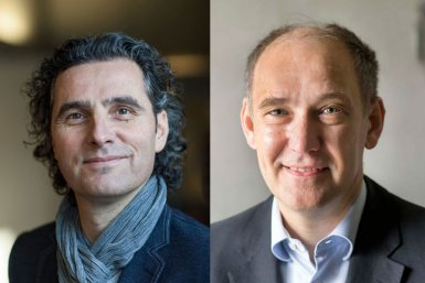 Marc Baldus en Alexandre Bonvin