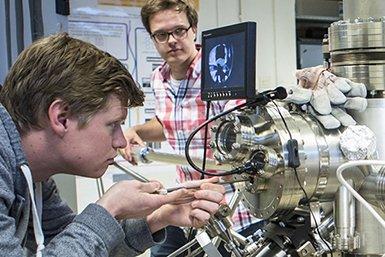 Debye Institute for Nanomaterials Utrecht University