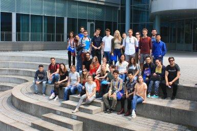 Complex Systems Studies summer school group 2017
