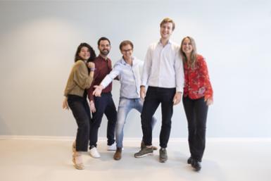 UtrechtIncStudents, genomineerd voor Bijzondere Bestuurlijke en Maatschappelijke Verdiensten 2019 (fotograaf: Erik Kottier)