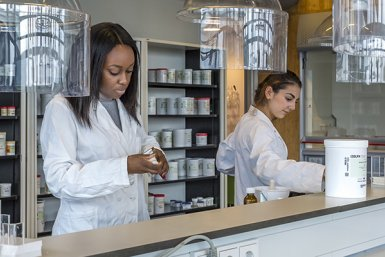 Bacheloropleiding Farmacie