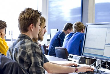 Bacheloropleiding Informatica