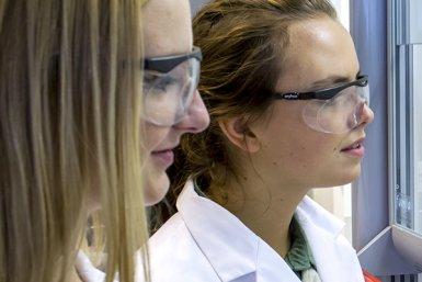 Bacheloropleiding Scheikunde