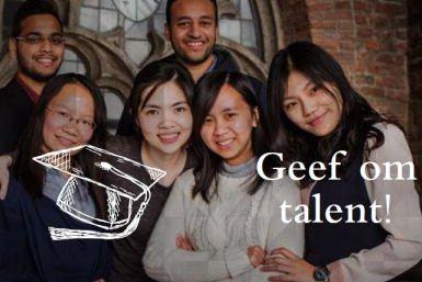 Geef om talent!