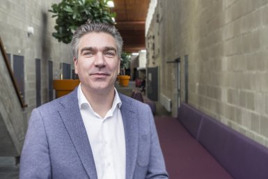 Niels Bovenschen, docent Geneeskunde