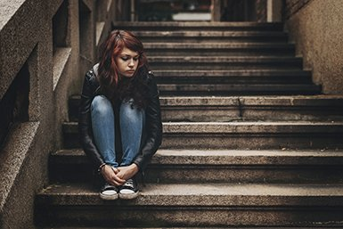Why do some people develop a depression, while others do not?