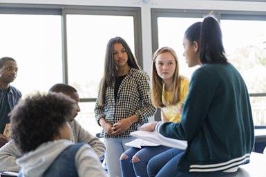 Interesse-ontwikkeling van studenten