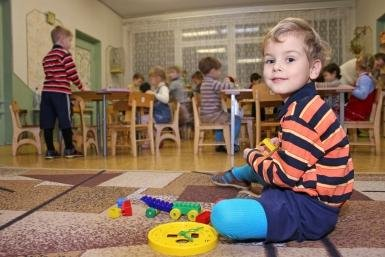 Ontwikkeling van kinderen