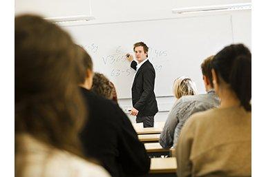 Onderwijs faculteit Sociale Wetenschappen