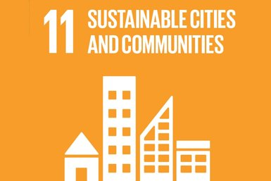 Sustainable Development Goal 11 - Sustainable cities and communities