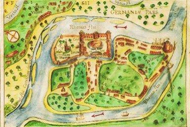 Utrecht als Romeinse nederzetting