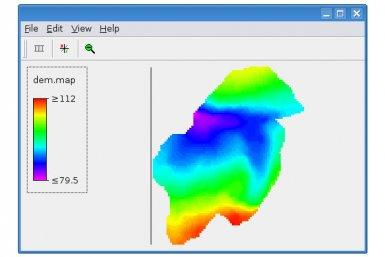 PCRaster image