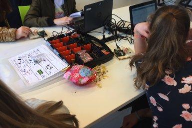 girlsday Teaching & Learning Lab