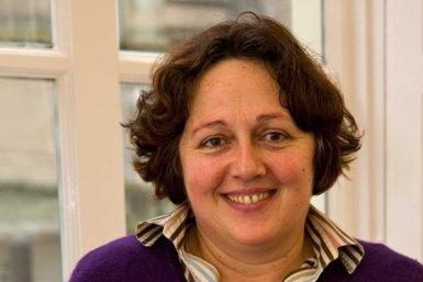 Rosi Braidotti, foto Wieke Eefting