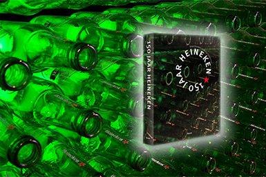 Heineken: 150 jaar. Brouwerij, merk en familie