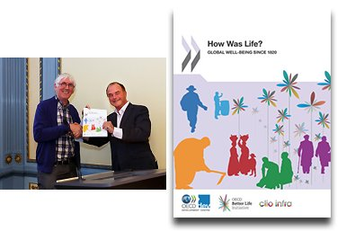 Onderzoeksrapport How was Life? Global Well-Being Since 1820