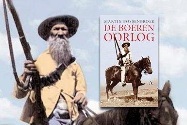 Martin Bossenbroek, De Boerenoorlog