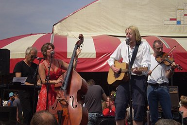 An en Jan op Lowlands. Bron: Wikimedia/Eve