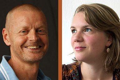 Dr. Frank Brandsma en dr. Nina Geerdink