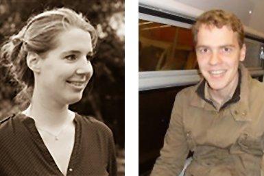 Dr. Elisabeth de Bruijn en dr. Bram Caers