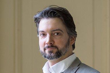 Prof. dr. Daniel Cohnitz.  Foto: Ed van Rijswijk