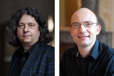 Prof. dr. Marcus Düwell en dr. Jos Philips