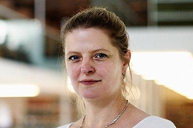 Prof. dr. Anna Gerbrandy. Foto: Christiaan Krouwels