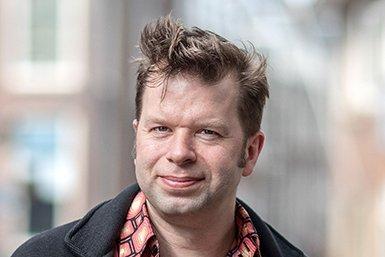 Dr. Dan Hassler-Forest. Foto: Ed van Rijswijk