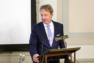 Prof. dr. Michael Kwakkelstein. Foto: Aad Hoogendoorn