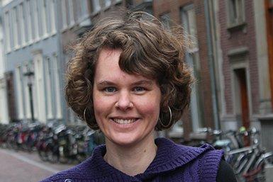 Drs. Andrea van Leerdam. Foto: Anna de Roest