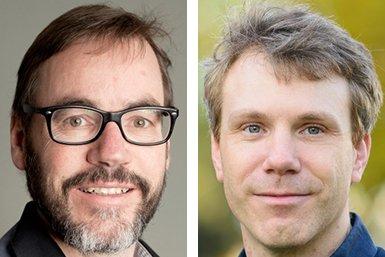 Albert Meijer en Mirko Tobias Schäfer