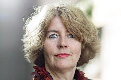 Prof. dr. Birgit Meyer. Foto Ed van Rijswijk