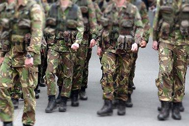 Militairen © iStockphoto.com