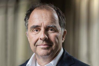 Prof. dr. Frits van Oostrom. Foto: Ed van Rijswijk