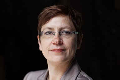Prof. mr. Linda Senden. Foto: Ed van Rijswijk