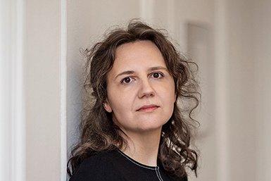 Prof. dr. Eva-Maria Troelenberg. Foto: Ed van Rijswijk