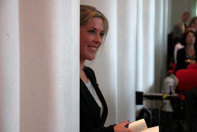 Marlous van Waijenburg wint scriptieprijs