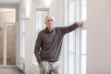 Jan Luiten van Zanden, foto UU/Ed van Rijswijk