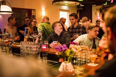 parnassos cultuurcentrum live bar