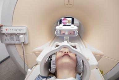MRI-onderzoek bij YOUth