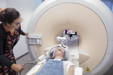 MRI in het KinderKennisCentrum