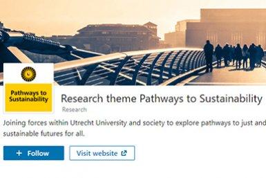 LinkedIn page Pathways to Sustainability