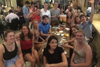 Alumni network Melbourne